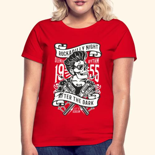 Rockabilly Night - Frauen T-Shirt