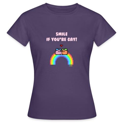 Gay Rainbow - Girls - Frauen T-Shirt