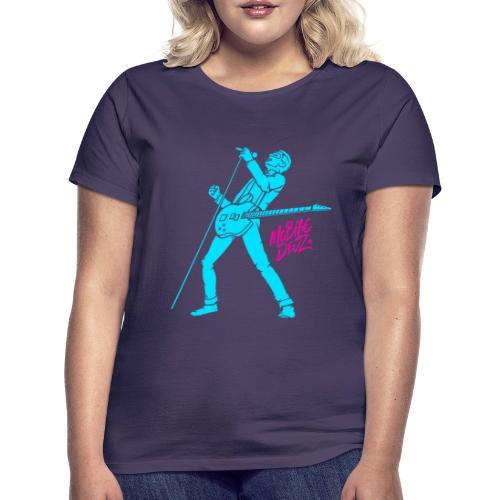Mobile Developers band - iOS Bass - Women's T-Shirt