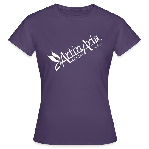 Artinaria Aerial Lab - Maglietta da donna