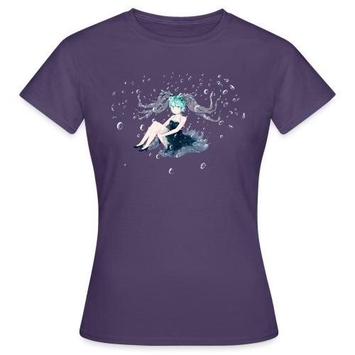 Water Miku O.C. - Maglietta da donna