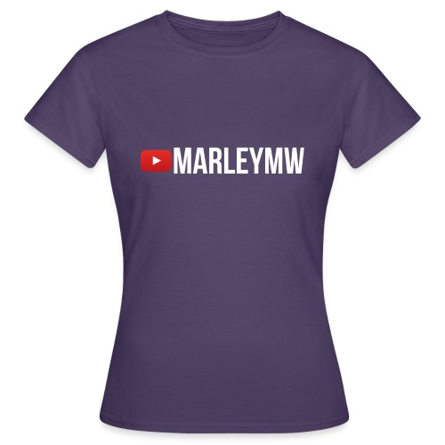 MarleyMW Name Merch - Women's T-Shirt