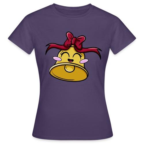 Cloche Kawaii - T-shirt Femme