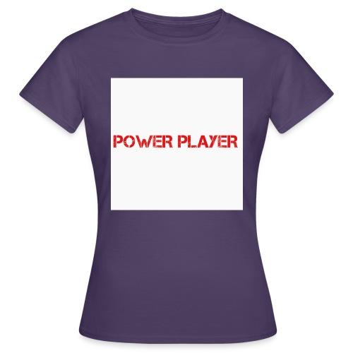 Linea power player - Maglietta da donna