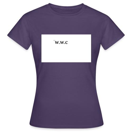 White Wolf Clothing - Dame-T-shirt