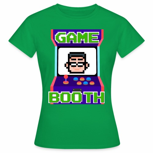 GameBooth Icon Logo - Women's T-Shirt