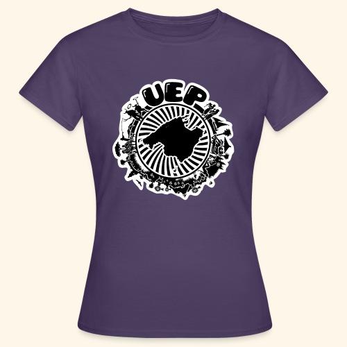UEP white background - Women's T-Shirt