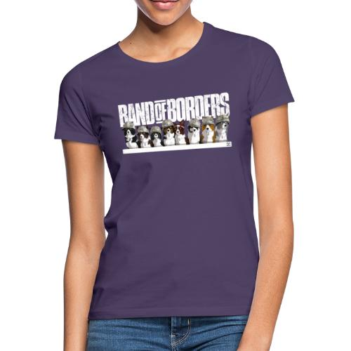 Band Of Borders - Snow - White - Women's T-Shirt