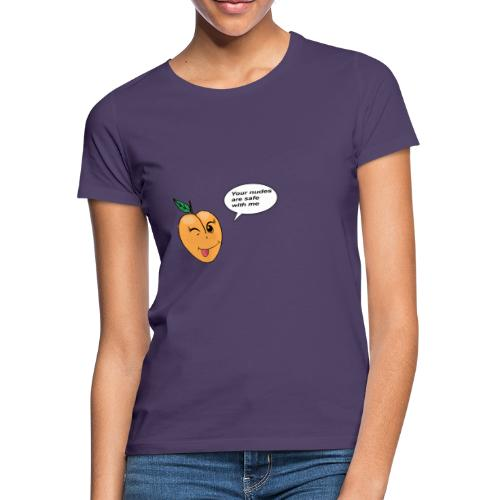 abricot nude - T-shirt Femme