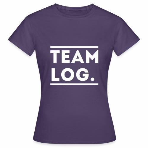 Team Log. - T-shirt Femme