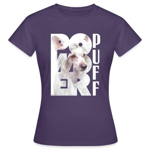 Powderpuff II - Naisten t-paita