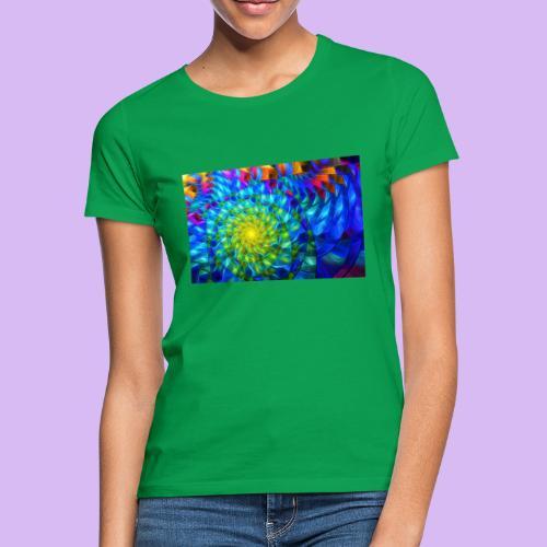 Astratto luminoso - Maglietta da donna