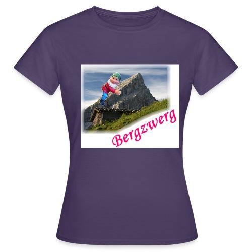 bergzwerg31 - Frauen T-Shirt