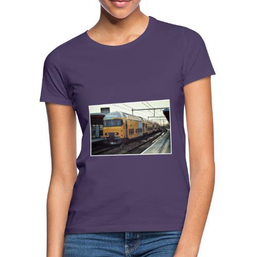 Dubbeldekker in Almere Buiten - Vrouwen T-shirt