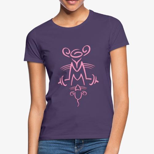 Gymmaus - Frauen T-Shirt