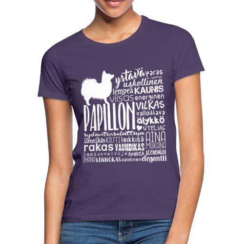 papillonsanat - Naisten t-paita