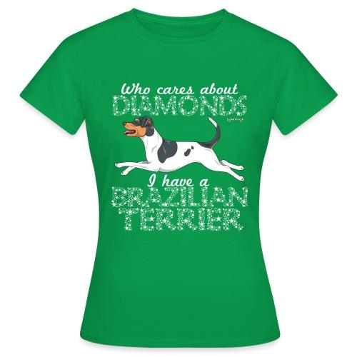braziliandiamonds6 - Women's T-Shirt