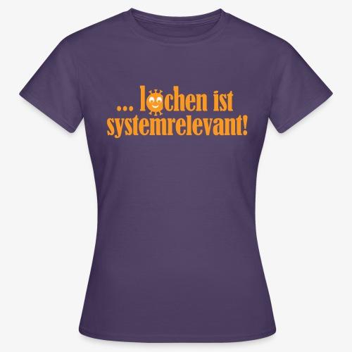 system - Frauen T-Shirt