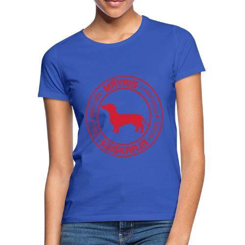 Mäyriskuiskaaja RED II - Naisten t-paita