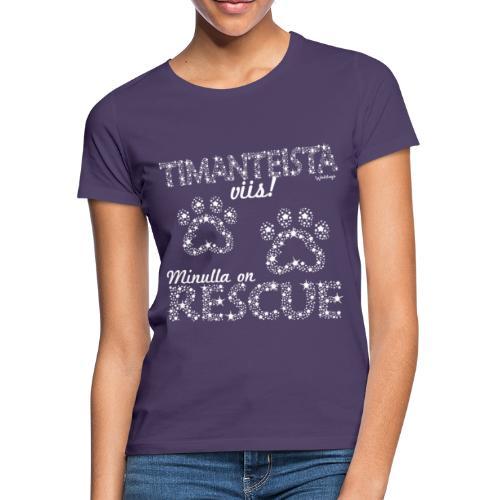 Rescue Dimangi - Naisten t-paita