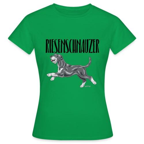 Riesenschnauzer 01 - Women's T-Shirt