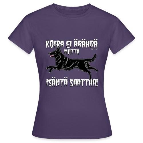 Saksanpaimen Isäntä - Naisten t-paita