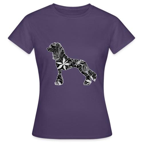 Flower Crested - Naisten t-paita