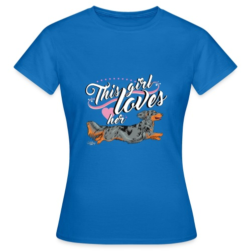 pitkisgirl - Women's T-Shirt