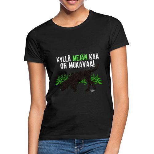 plottimeja - Naisten t-paita