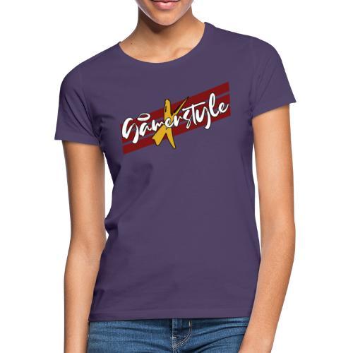 Gamerstyle - Frauen T-Shirt