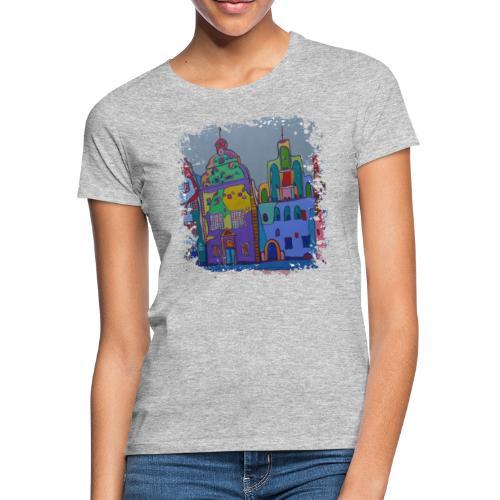 Riga - Frauen T-Shirt