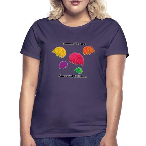 Gummy Water Bears - Women's T-Shirt