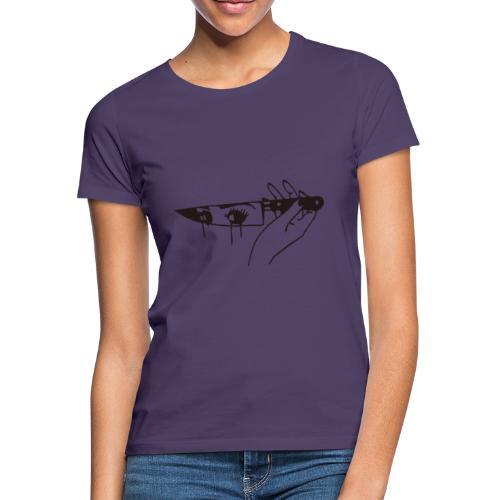 cuchillo - Camiseta mujer