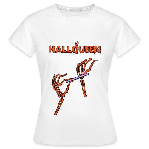 hallqueen - Camiseta mujer