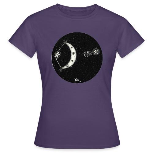 Shooting star (Estrella fugaz) - Camiseta mujer