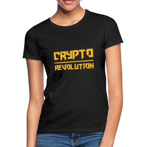Crypto Revolution III - Women's T-Shirt