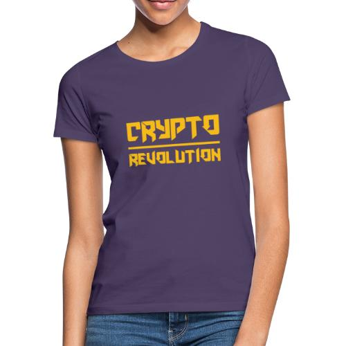 Crypto Revolution III - Women's T-Shirt