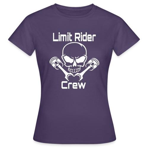 Pully-Format_hinten_Shop - Frauen T-Shirt