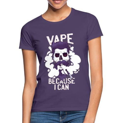 Vape - MOMO - Frauen T-Shirt