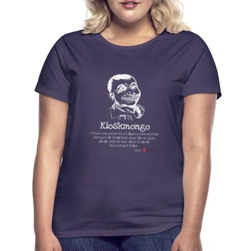 Kioskmongo - T-shirt dam