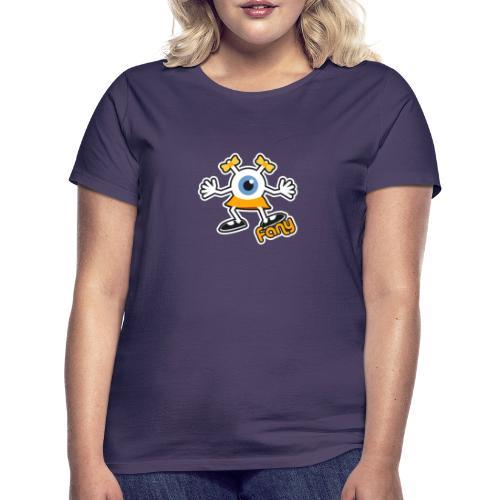 Fany Full (Color) - T-shirt Femme