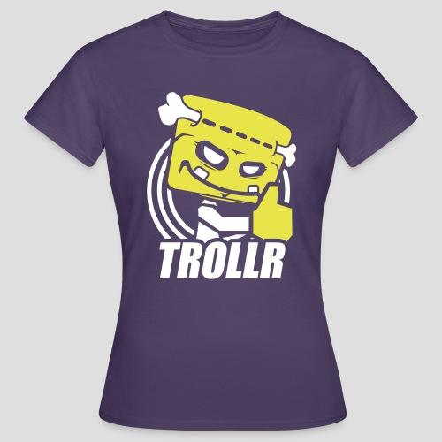 TROLLR Like - T-shirt Femme