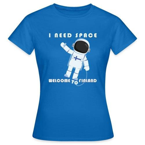 Space - Naisten t-paita