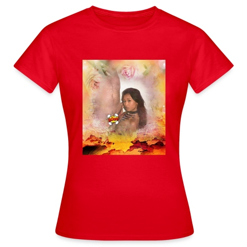 indian spring - Frauen T-Shirt