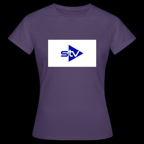 Skirä television - T-shirt dam