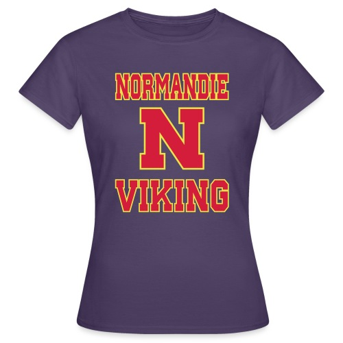 Normandie Viking - T-shirt Femme