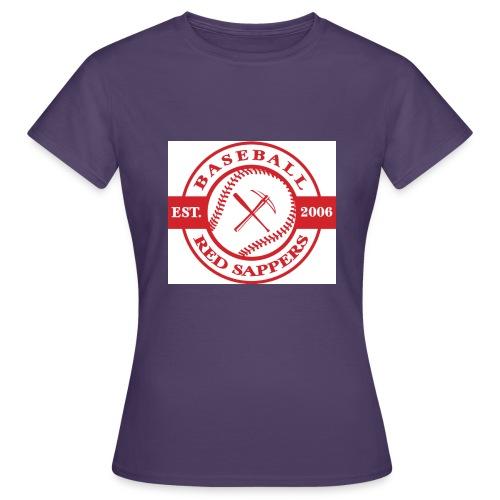 logo weiss - Women's T-Shirt