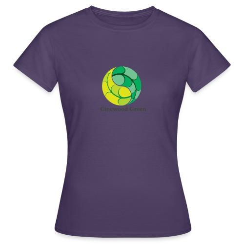 Cinewood Green - Women's T-Shirt