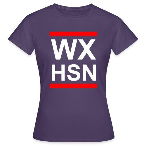 WXHSN-Wixhausen - Frauen T-Shirt