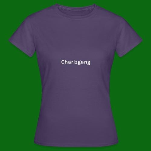 Charlzgang - Women's T-Shirt